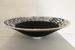 Bowl with patterns